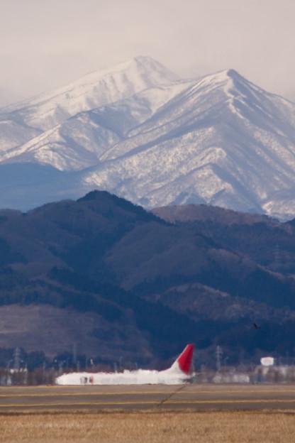 Photos: JALと蔵王