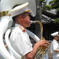ローズパレードの音楽隊♪