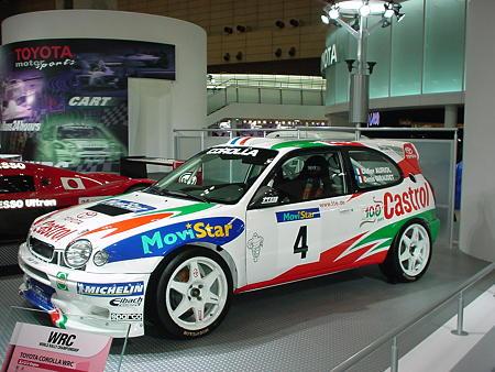 東京モーターショー WRCトヨタ 1999-10-29 19-04-5400018
