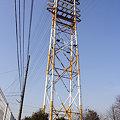 水野線5号鉄塔