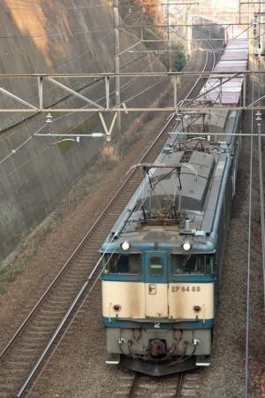 EF64-69(武蔵野線)