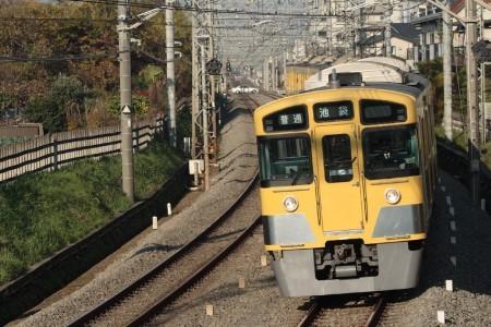 西武2000系(幕車)