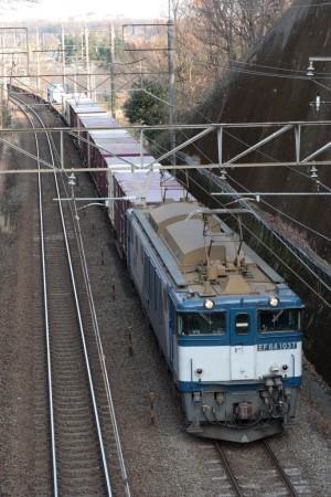 EF64-1037(武蔵野線)