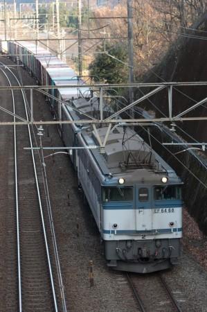 EF64-68(武蔵野線)