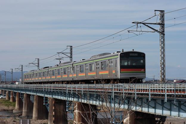 JR205系(川越線)