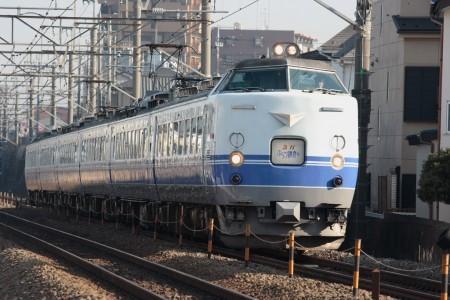ぶらり鎌倉485系(武蔵野線)