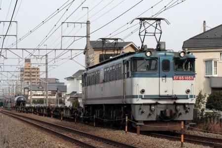 EF65-1057(武蔵野線)