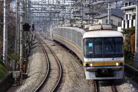東京メトロ07系