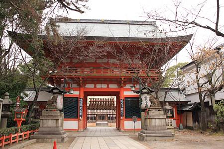 八坂神社(南楼門)