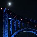 写真: 宵月