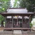 Photos: 蹴裂神社/一条氏累跡・上野城跡(市川三郷町上野)