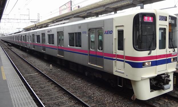 Photos: 京王線系統9000系(有馬記念翌日)