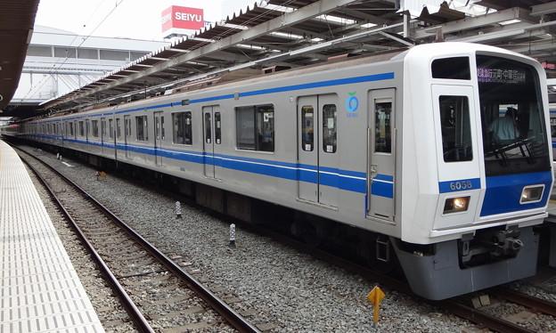 Photos: 西武鉄道6000系 池袋線快速急行