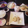 Photos: 更科(おかず3)
