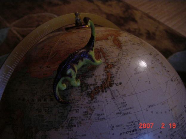 地球儀10