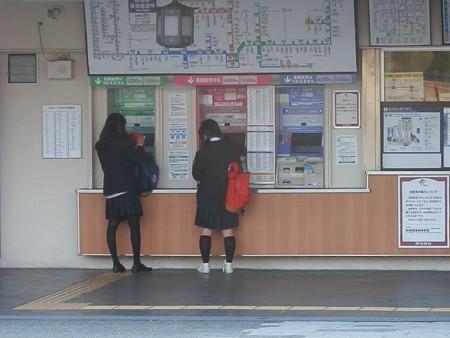 阪急嵐山駅の写真26