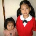 写真: 幼稚園の制服・・冬バージョン