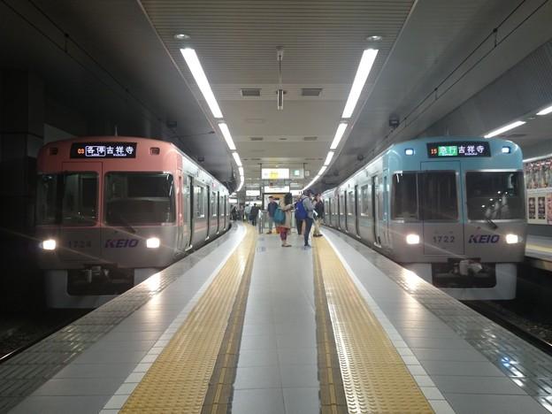 京王 渋谷駅