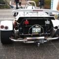 Photos: bosbosトライク4000CCエンジン