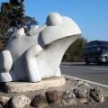 Photos: タロ号キャンピングカーと蛙、