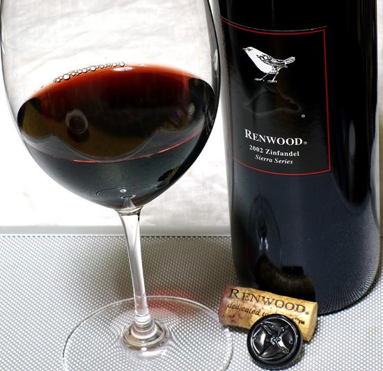 ジンファンデルらしいワイン