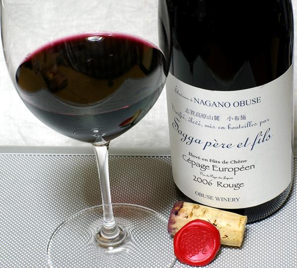 チャーミングなワイン