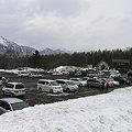 Photos: 戸隠スキー場駐車場