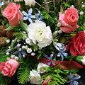 クリスマスのお花たち