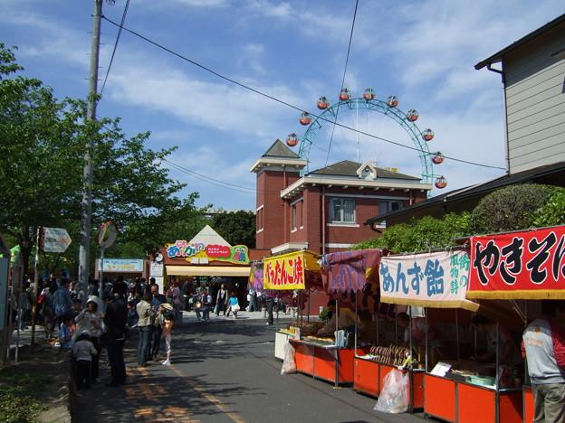 あらかわ遊園(2007/4)