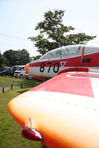 航空自衛隊ジェット練習機T-1