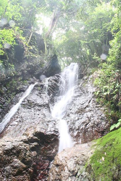 五常の滝(埼玉県日高市)1
