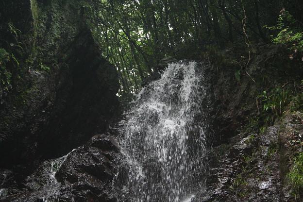 五常の滝(埼玉県日高市)3