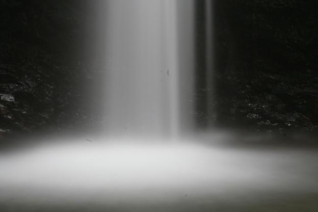 宿谷の滝(埼玉県:毛呂山町)4