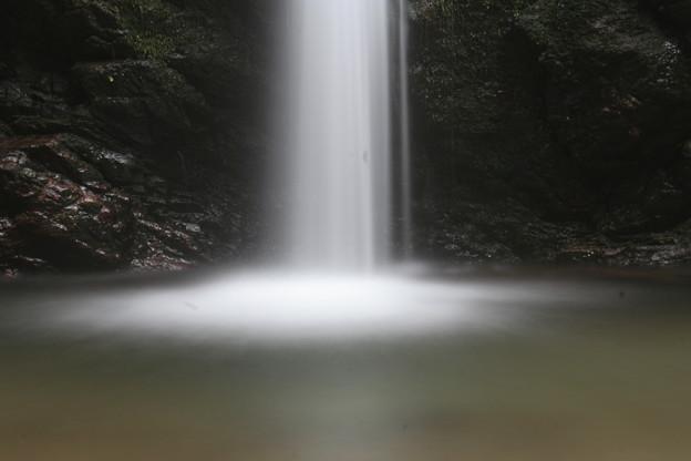 宿谷の滝(埼玉県:毛呂山町)5