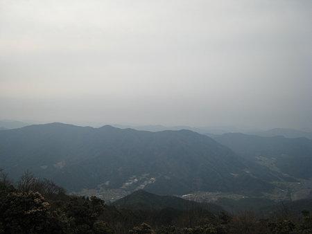 山頂からの景色1