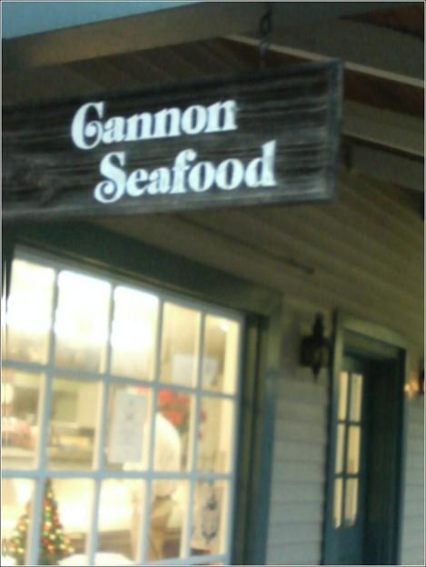 Great Falls VA Cannon Seafood 2