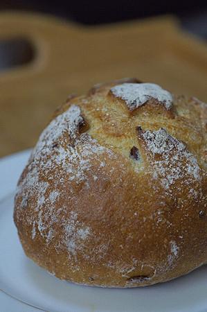 サツマイモのパン 01