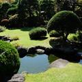 Photos: 起雲閣の庭園と池