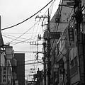 高円寺の裏のほう