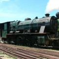 写真: 蒸気機関車2