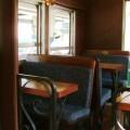 Photos: 蒸気機関車の車内