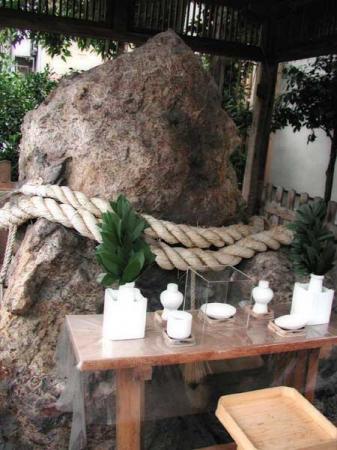 西陣の岩上神社